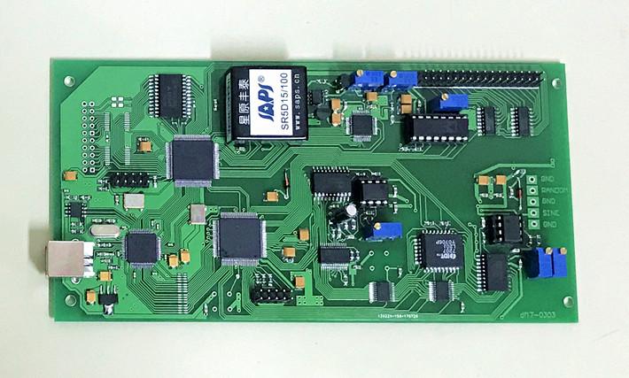 UA3365自带函数发生器卡